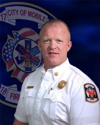 Deputy Chief Ken Keller photo