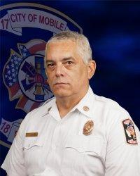 Deputy Chief Alex Trenier photo