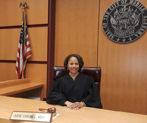 Image of Judge Adams