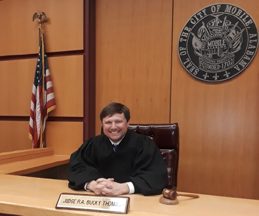 Image of Judge Thomas