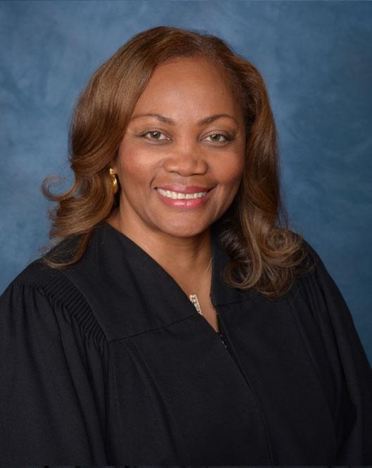 Image of Judge Hall
