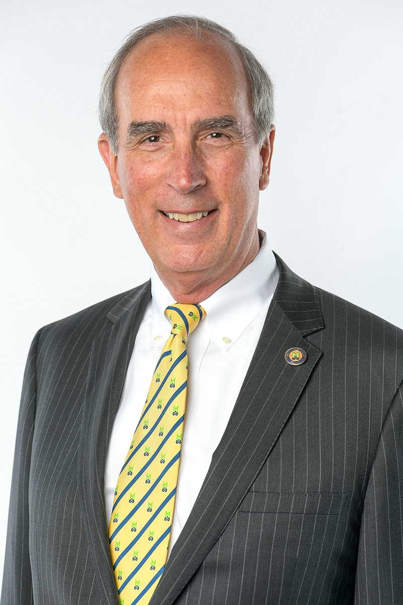 Mayor Sandy Stimpson