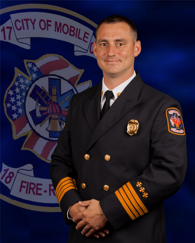 Chief Jeremy Lami  Profile Photo