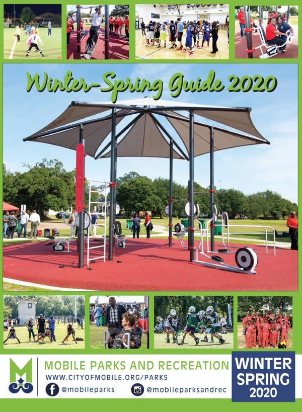 activity guide program cover