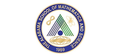 Alabama School of Math and Sciences logo