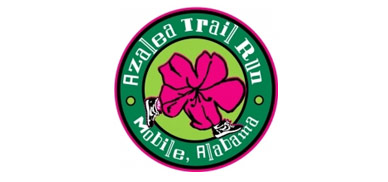 Azalea Trail Run logo