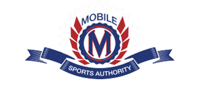 Mobile Sports Authority logo
