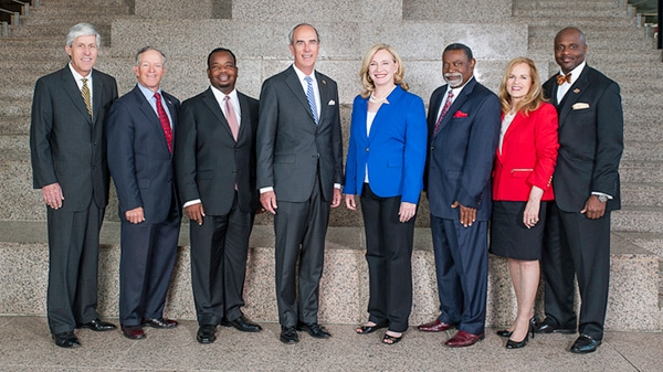 City Officials photo