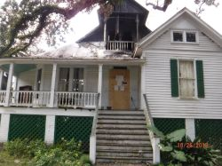 210 GEORGE ST. Nuisance Property